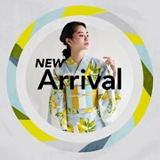 NEW Arrival June-vol.2 Natural Furifu x 复古Yanesen步行