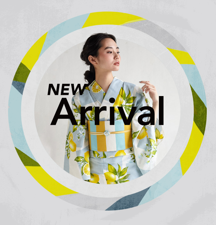 NEW Arrival  June-vol.2   Natural Furifu × レトロ谷根千さんぽ