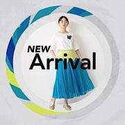 NEW Arrival June-vol.1 夏らしいカラーリングと素材に注目!