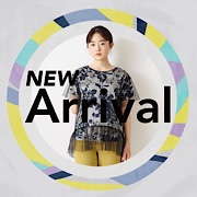 NEW Arrival July-vol.1<br> It's summer… I want to enjoy the layer!Docking and see-through