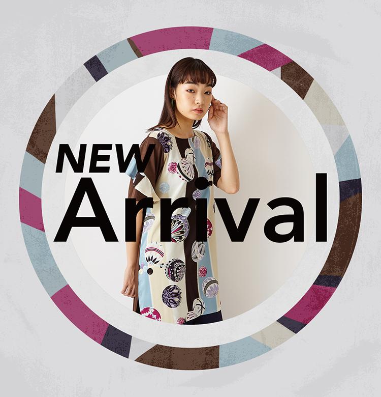 NEW Arrival August-vol.1  感受秋天的季节日本纺织