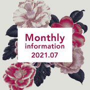 Monthly information – 2021.07