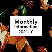 Monthly information – 2021.10